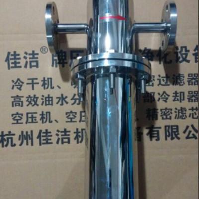 管道精密不锈钢过滤器 不锈钢管道过滤器