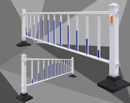来宾市道路隔离栏供应商锌钢护栏优惠价