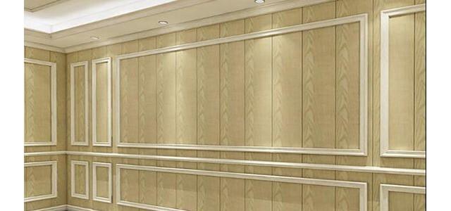 现代装修为什么喜欢使用竹木纤维集成墙面?