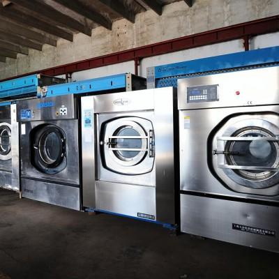 天津二手洗涤设备大型水洗厂设备全部二手成色新