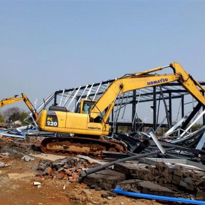 面向全国一级拆除资质承接化工厂拆除搬迁回收