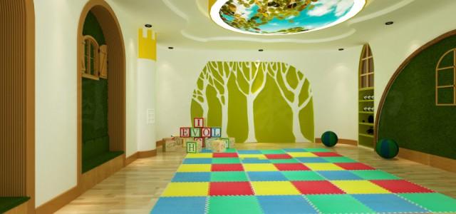 一个简单的幼儿园设计方案是怎样的?
