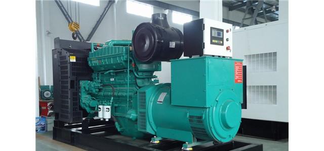 关于柴油发动机组的柴油机润滑系统工作原理介绍