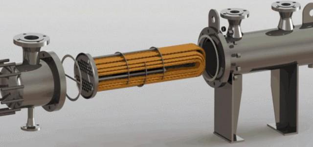 关于管壳式换热器的设计方法和选择类型介绍