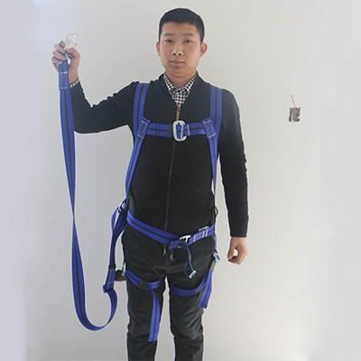 电力电工全身围杆带/安装电力安全带保护带绳腰带施工双保*