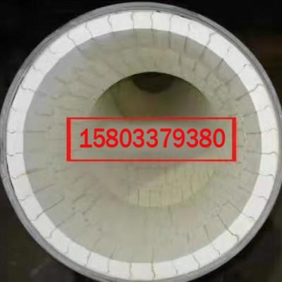 陶瓷贴片耐磨管制造工艺