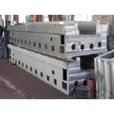 【厂家生产】龙门刨床身铸件|龙门刨床身|刨床床身铸件