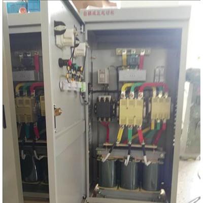 55kW 160千瓦破碎机自耦减压起动柜