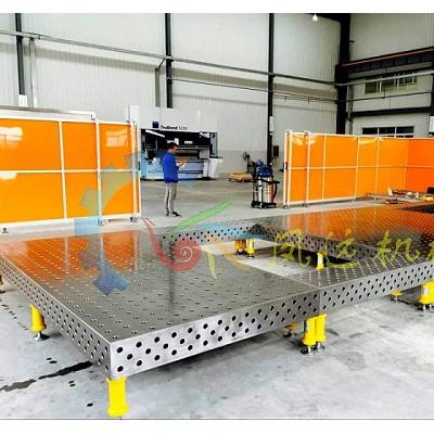 厂家生产多功能三维柔性焊接平台-柔性焊接平台 焊接平台