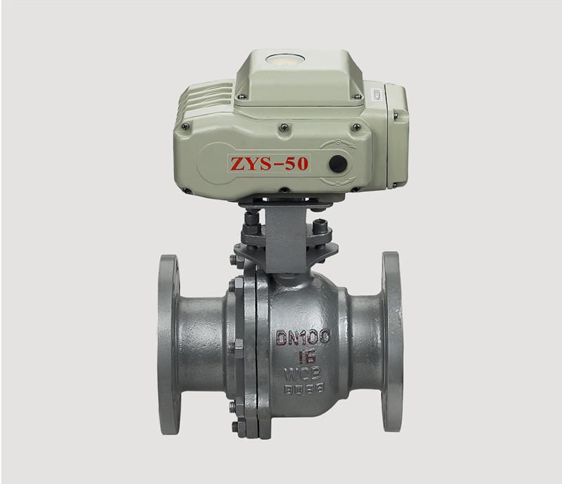 工业用DCL-20B隔爆型电动执行器