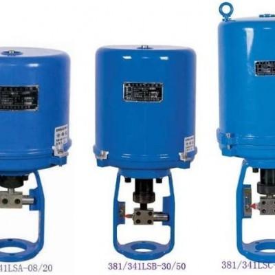 381RSC-30角行程电动装置