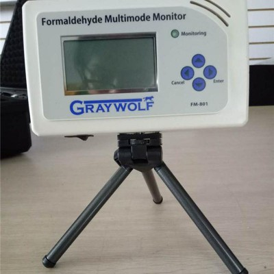 晋中格雷沃夫FM-801高精度室内甲醛检测仪