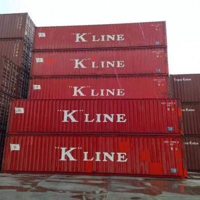 天津二手集装箱 全新集装箱 二手海运箱 SOC自备箱出租出售