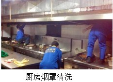 成都锦江区酒店宾馆抽油烟机 油烟管道 排烟道 储油槽专业清洗