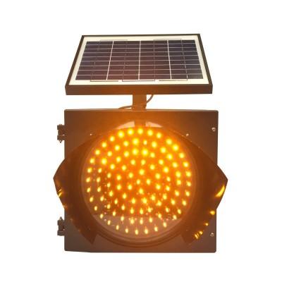 佛山大成交通设施厂家 太阳能黄闪灯 太阳能黄闪灯生产厂家