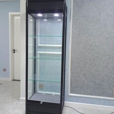 装饰材料展示柜|企业产品展示架