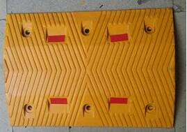 北海减速带规格型号橡胶减速带出厂价