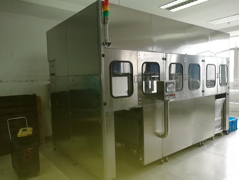 SMT治具清洗机 全自动超声波夹治具载具清洗设备 合明科技