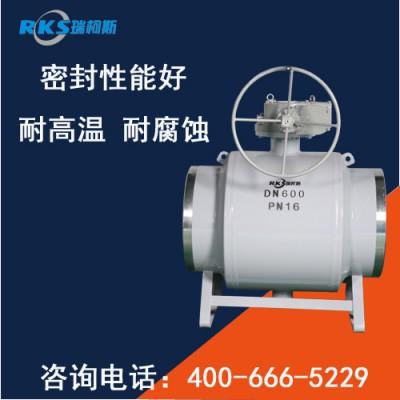 大口径全焊接球阀优势介绍和日常维护