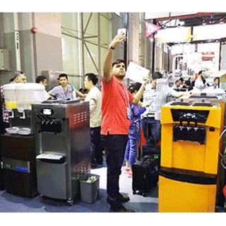 学校食堂可乐机怎么装百事型碳酸饮料机器