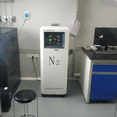 上海气谱SP-40LN氮气发生器一站式服务