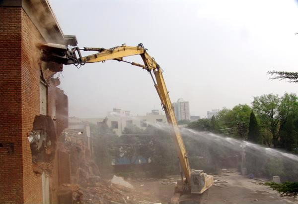 昆山室内拆除工程清理厂房拆除