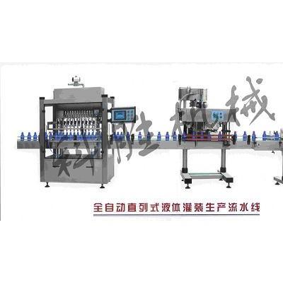 邯郸科胜辣椒酱灌装生产线|豆瓣酱灌装生产线|河北灌装机