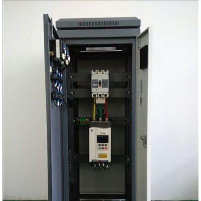 整形机软起动控制柜132kW 160千瓦专用软启动