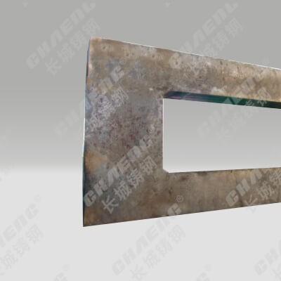 轧机牌坊是轧钢设备中重要配件之一