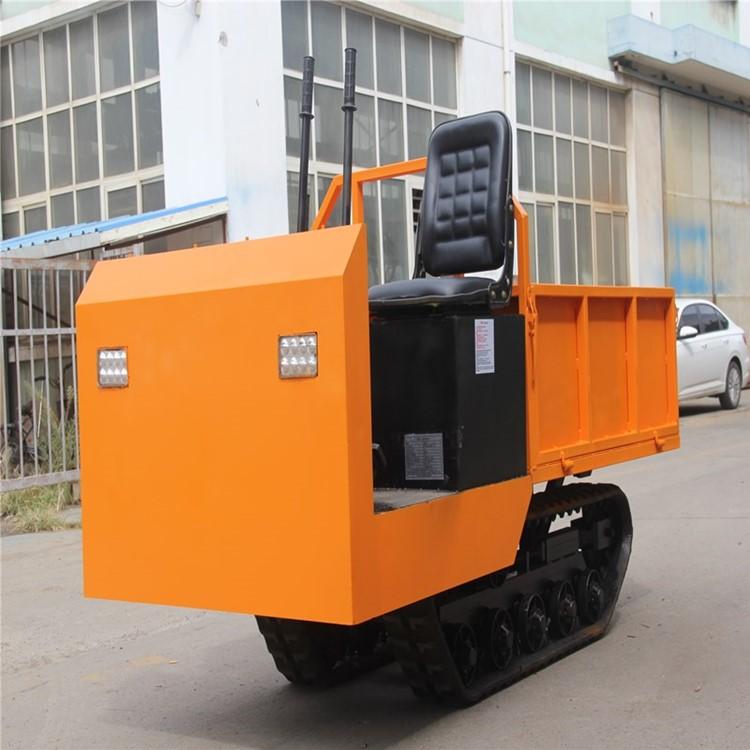 现货供应履带车复杂道路运输车1T座驾履带车