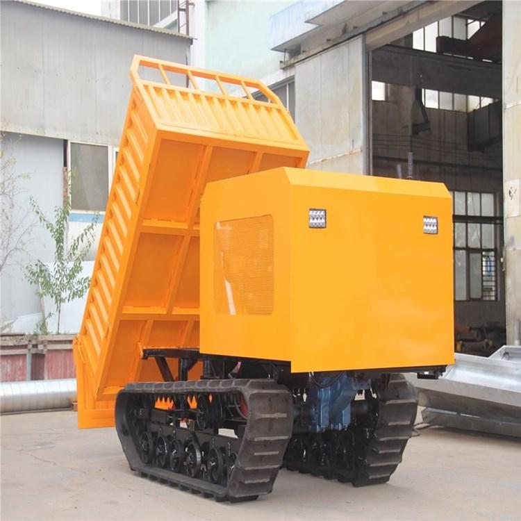 出售全新履带车全地形运输拖拉机3T座驾履带车