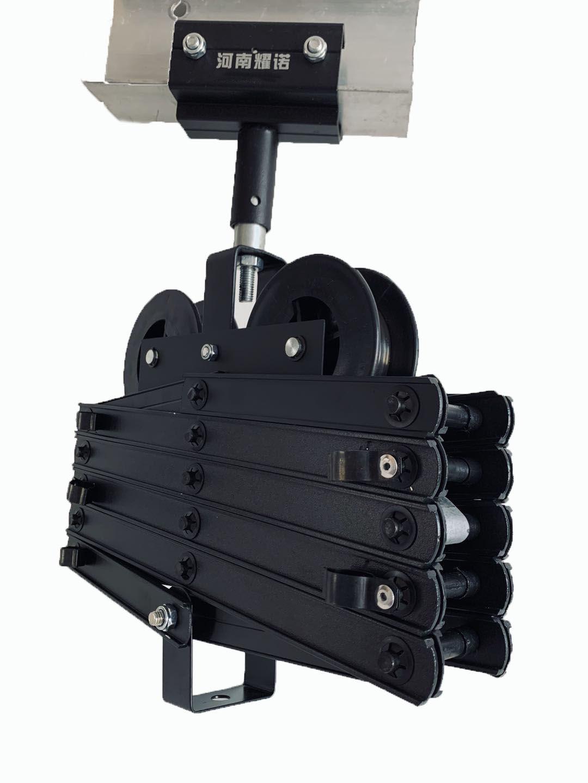 恒力铰链演播室灯具伸缩吊杆