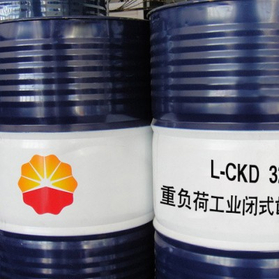 昆仑L-CKD320工业闭式齿轮油