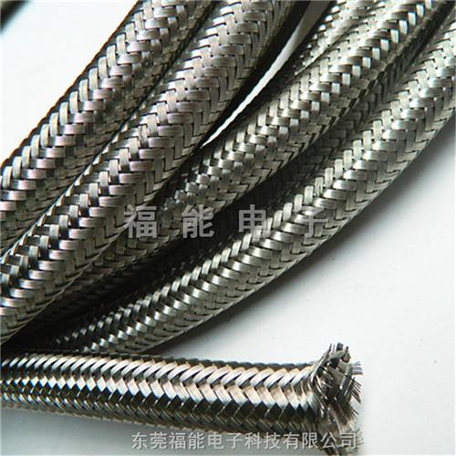 优质不锈钢编织带 编织网管 编织耐高温套管畅销全球