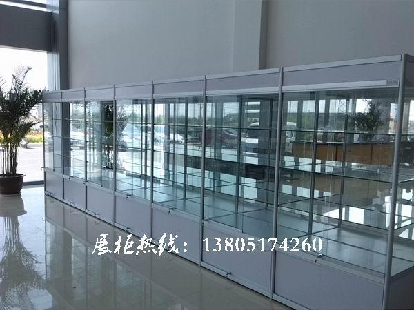 南京保健品展示柜