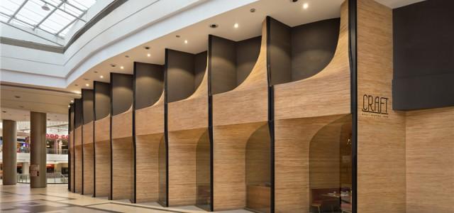 杭州市中泰400平方米西餐料理设计施工-浙江国富装饰