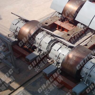 回转窑托轮铸造厂 可根据客户图纸生产 性能稳定