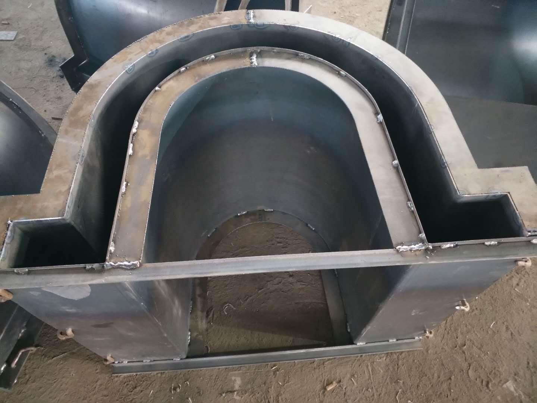 排水槽钢模具周转流程  排水渠钢模具阻力强