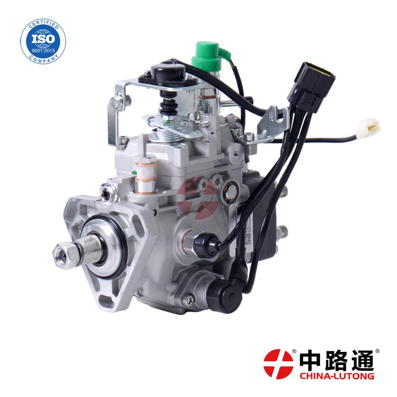 电控分配泵11E1250R140 电控ve分配泵的工作原理