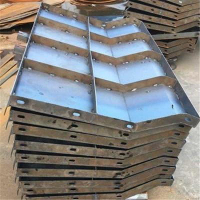 防撞墙模具基本维护  防撞墙钢模具新基础