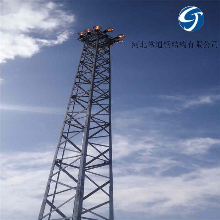 投光灯塔 钢结构高杆灯塔 多规格厂家供应