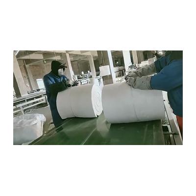 出售陶瓷纤维毯/甩丝毯生产线 可负责安装调试