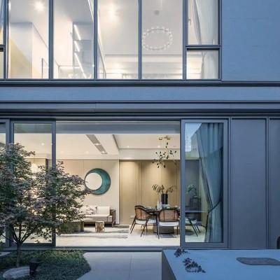 别墅全屋整装常见材料 别墅装修效果图案例