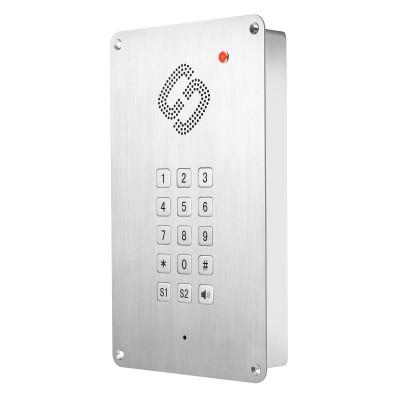 抗干扰嵌入安装的洁净室IP电话机