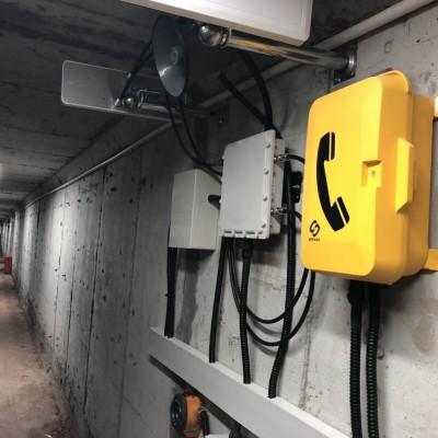 电力管廊电缆隧道IP网络电话机IP65等级