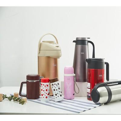 不锈钢保温杯 真空气压壶批发供应商厂家 上海思乐得