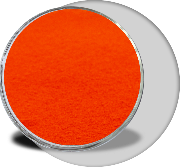 防锈颜料橘红色复合铁钛粉适合各种水性、油性防锈颜料