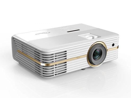 奥图码UHD566投影仪家用4K超高清蓝光3D投影机