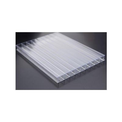 天津汇科阳光板 pc聚碳酸酯阳光板 温室大棚中空阳光板