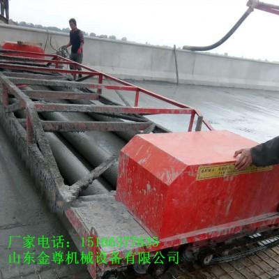 厂家多种混凝土摊铺机型号桥面三辊轴整平机水泥地面滚平机